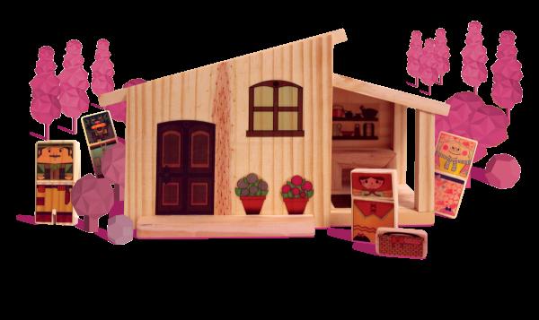 Casa da Chapeuzinho