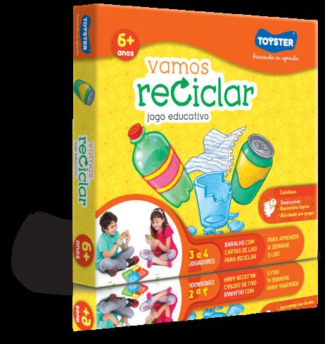 Jogo Vamos Reciclar