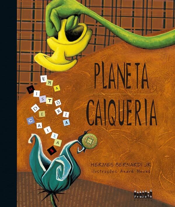 capa Planeta Caiqueria